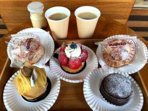 高雄の人気ケーキ店「opera」のお菓子を食べてみた!