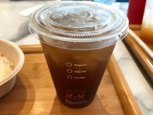 酸梅汁(梅の甘酸っぱいジュース)