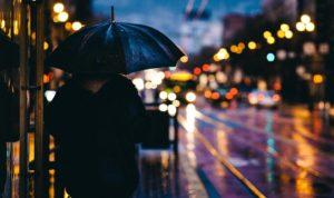 台湾の梅雨(5月中旬〜6月中旬)