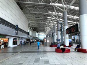高鐵左營站(新幹線高雄駅)