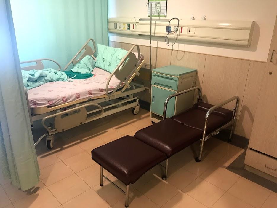 台湾の病院に入院する際に準備するもの・注意すること