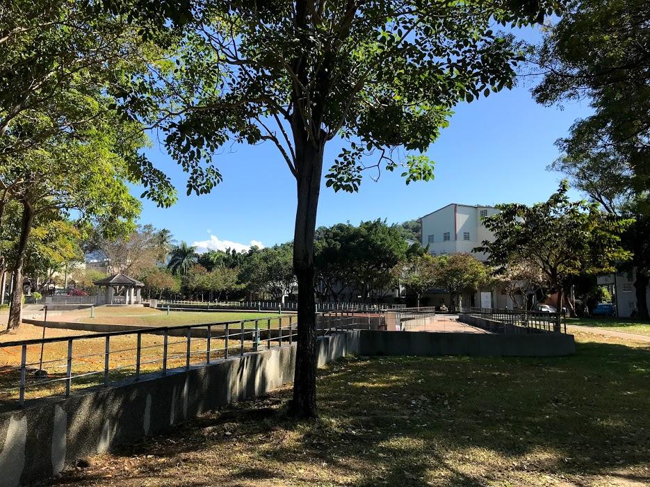 和平里921地震公園