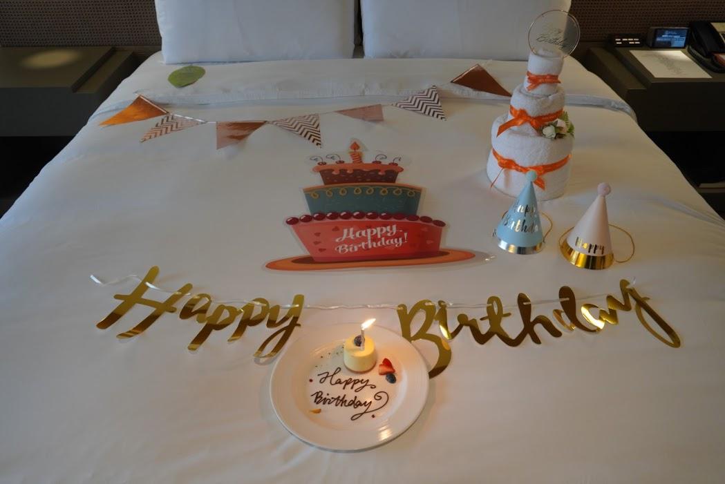 無料の誕生日ケーキ
