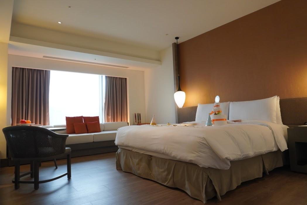 シルクスプレイス台南(台南晶英酒店)のお部屋
